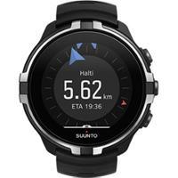 Suunto Spartan Wrist HR Barometer Bluetooth Unisexchronograph in Schwarz SS023404000