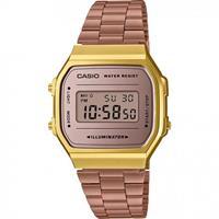 Casio Vintage horloge A168WECM-5EF