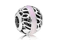 Pandora Bedel zilver Degrees of Love 797244ENMX