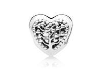Pandora Bedel zilver Flourishing Hearts 797058