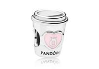 Pandora Bedel zilver Drink to Go 797185EN160