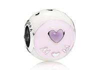 Pandora Bedel zilver Love Mum 797057ENMX