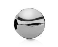 Pandora clip-stopper zilver 'Bol' 791000BR uit coll