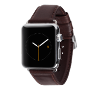 Case-Mate Signature Strap Apple Watch 42/44 mm bruin