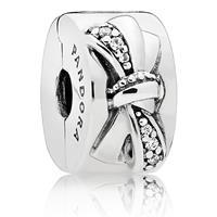 Pandora Shiny bow bedel 797304CZ