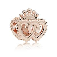 Pandora United Regal Hearts bedel 787670