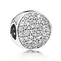Pandora 797540CZ Bedel zilver Sphere