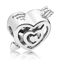 Pandora 797814 Bedel zilver Labyrinth of Love