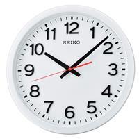 Seiko QXA732W Wandklok wit Quartz 31,5 cm