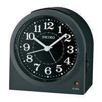 Seiko QHE179K Wekker met alarm, licht en snoozefunctie