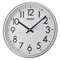 Seiko QXA736S Wandklok wit quartz 31,5 cm