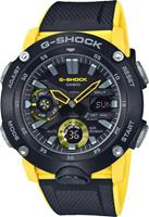 G-SHOCK Standard Analoog-Digitale Horloge GA-2000-1A9 - Zwart