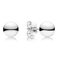 Pandora 297568 Oorbellen zilver Classic Beads