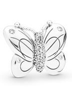 Pandora Decorative Butterfly bedel met zirkonia 797880CZ