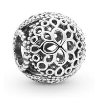 Pandora 797853 Bedel zilver Openwork Flower