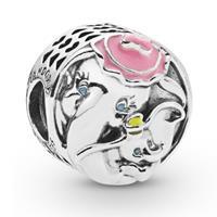 Pandora 797850ENMX Bedel zilver Dumbo and Mrs. Jumbo