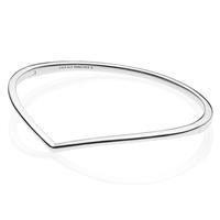 Pandora 597791-2 Armband zilver Wish Bangle 17,5 cm