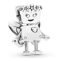 Pandora 797856 Bedel zilver Flora Bella Bot