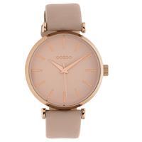 Oozoo Timepieces roze horloge C10144
