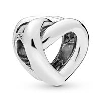 Pandora 798081 Bedel zilver Knotted Heart