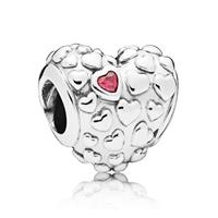 Pandora 797781CZR Bedel zilver Mum in a million