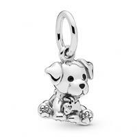 Pandora 798009EN16 Bedel zilver Labrador Dangle