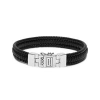 Buddha to Buddha Edwin Small Leather Black 181BL