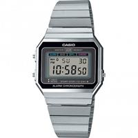 CASIO VINTAGE Chronograph A700WE-1AEF