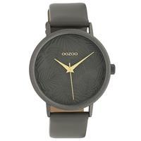 Oozoo Timepieces grijs horloge C10084