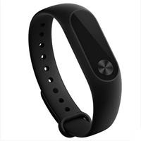 MyXL Originele Internationale Versie  Mi Band 2 Hartslag Call IP67 Waterdichte Smart Armband voor Android iOS Smart Polsband - zwart