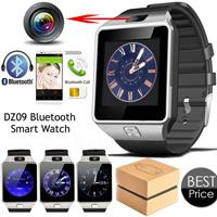 MyXL Smart Horloge Digitale Klok DZ09 u8 met Mannen Bluetooth Elektronica Sim-kaart Smartwatch Voor Camera Android Telefoon Wearable Apparaten  -