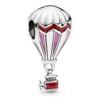 Pandora 798055ENMX Red Hot Air Balloon