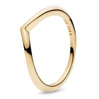 Pandora 166314 Ring Shining Wish zilver Maat 52