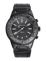 Jacques lemans Horloge  Zwart