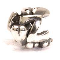 Trollbeads bedel zilver letter Z TAGBE-10085