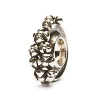 Trollbeads TAGBE-10020 bedel zilver Bougainvillea