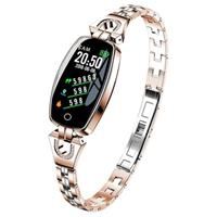 H8 Women's Bluetooth Activity Tracker - Rose Gold