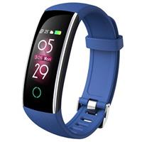 Waterbestendig Bluetooth 5.0 Activity Tracker C20 - Blauw