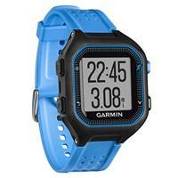 Garmin Forerunner 25 GPS-hardloophorloge - Groot - Zwart / Blauw