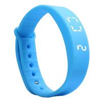 W5S Sports Multifunctionele Smart Activity Tracker - Blauw