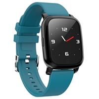 Waterbestendig Bluetooth Sports Smartwatch CV06 - Silicone - Blauw