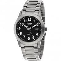 Boccia 3619-03 Heren Horloge