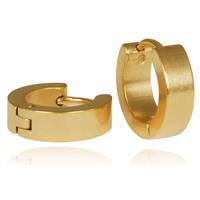 lgtjwls LGT Jewels Creolen Edelstaal Gold