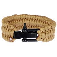 lgtjwls LGT Jewels Paracord armband Sand