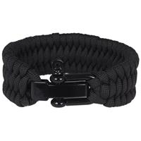 lgtjwls LGT Jewels Paracord armband Black