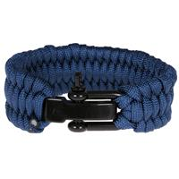 lgtjwls LGT Jewels Paracord armband Blue
