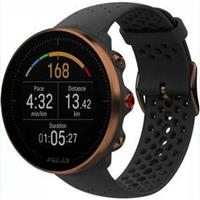 Polar Gps Vantage M Black Copper - Zwart