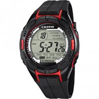 CALYPSO WATCHES Chronograph »Digital For Man, K5627/3«