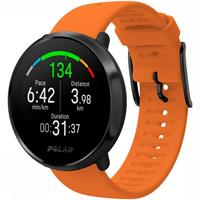 Polar Hartslagmeter Ignite Orange M/L - Oranje