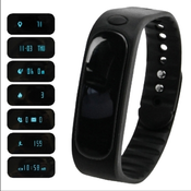Activity Tracker Black